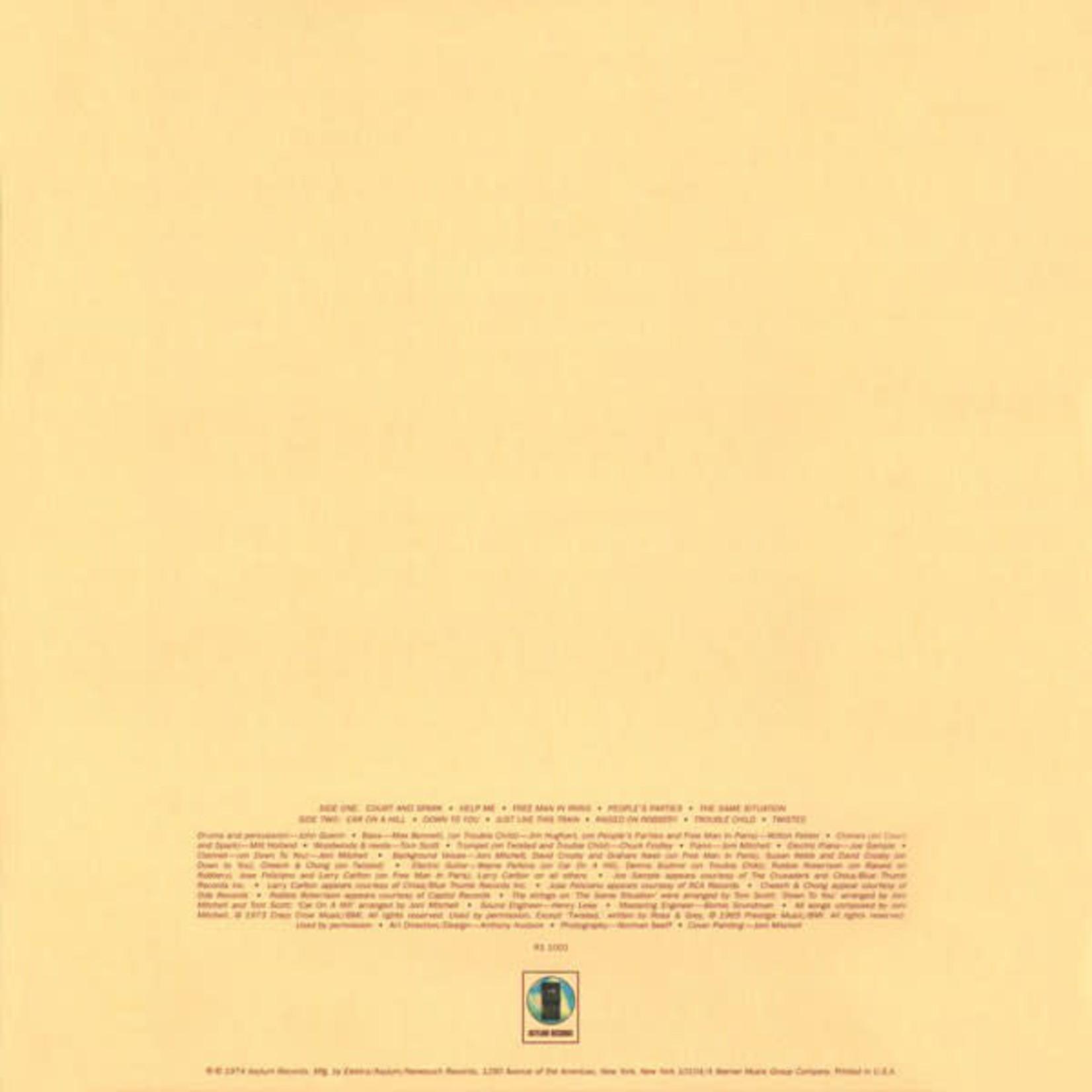 JONI MITCHELL COURT AND SPARK (LP)