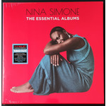 NINA SIMONE THE ESSENTIAL ALBUMS: LITTLE GIRL BLUE, AT TOWN HALL, AT THE VILLAGE GATE