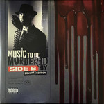 EMINEM MUSIC TO BE MURDERED BY - SIDE B (DLX OPAQUE GREY 4LP)
