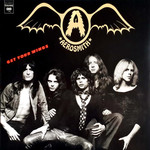 AEROSMITH GET YOUR WINGS (LP)