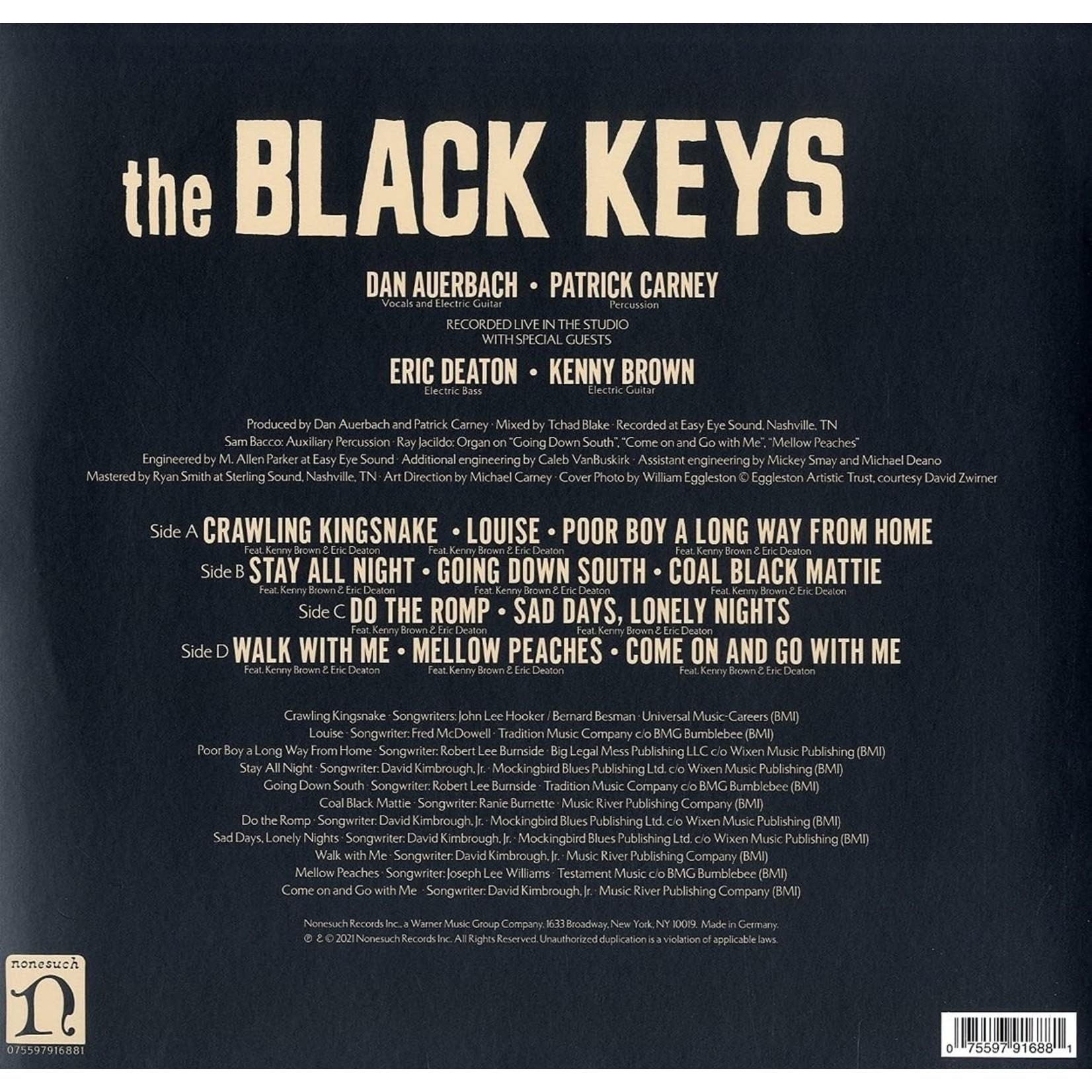 THE BLACK KEYS DELTA KREAM (2LP)