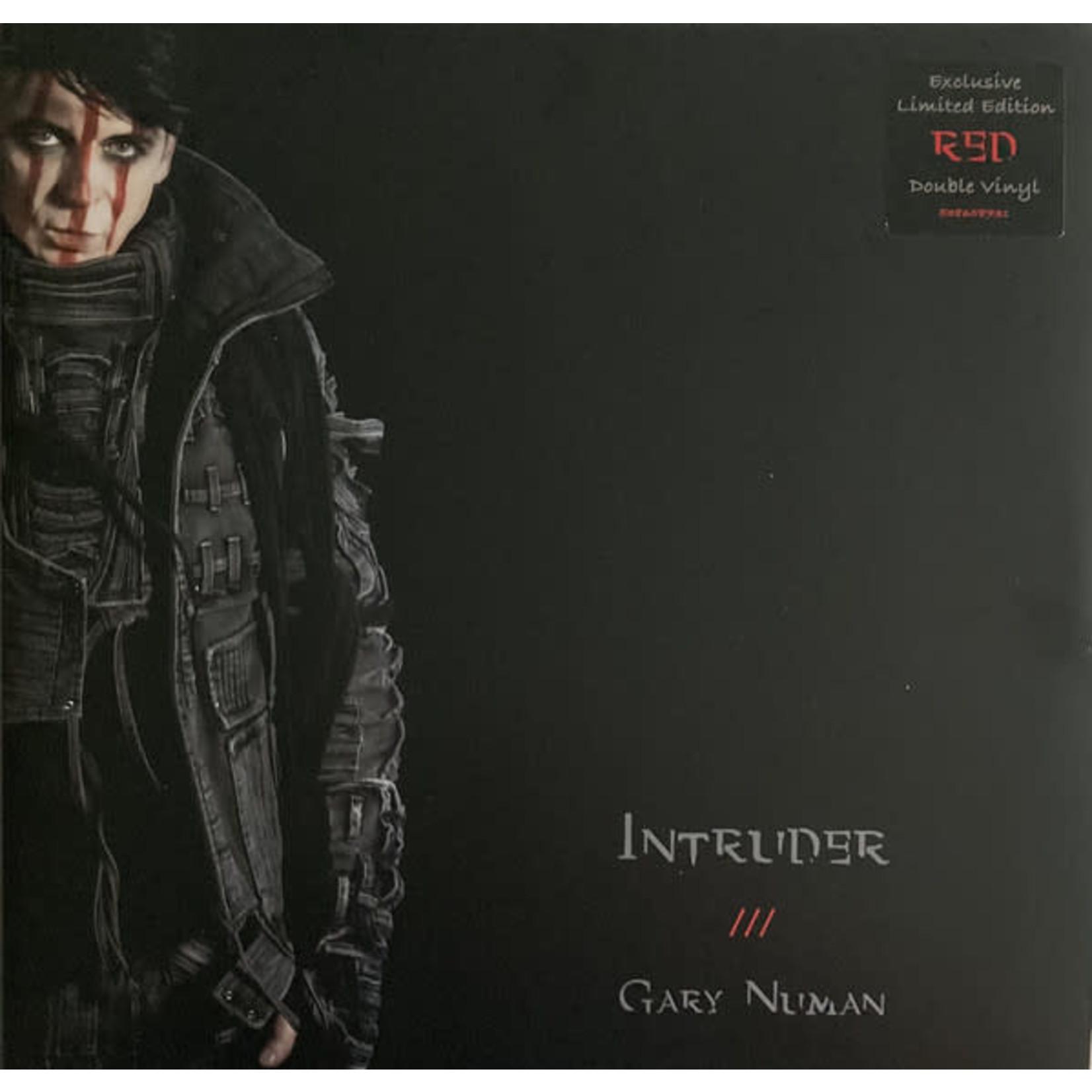 GARY NUMAN INTRUDER (INDIE LP)