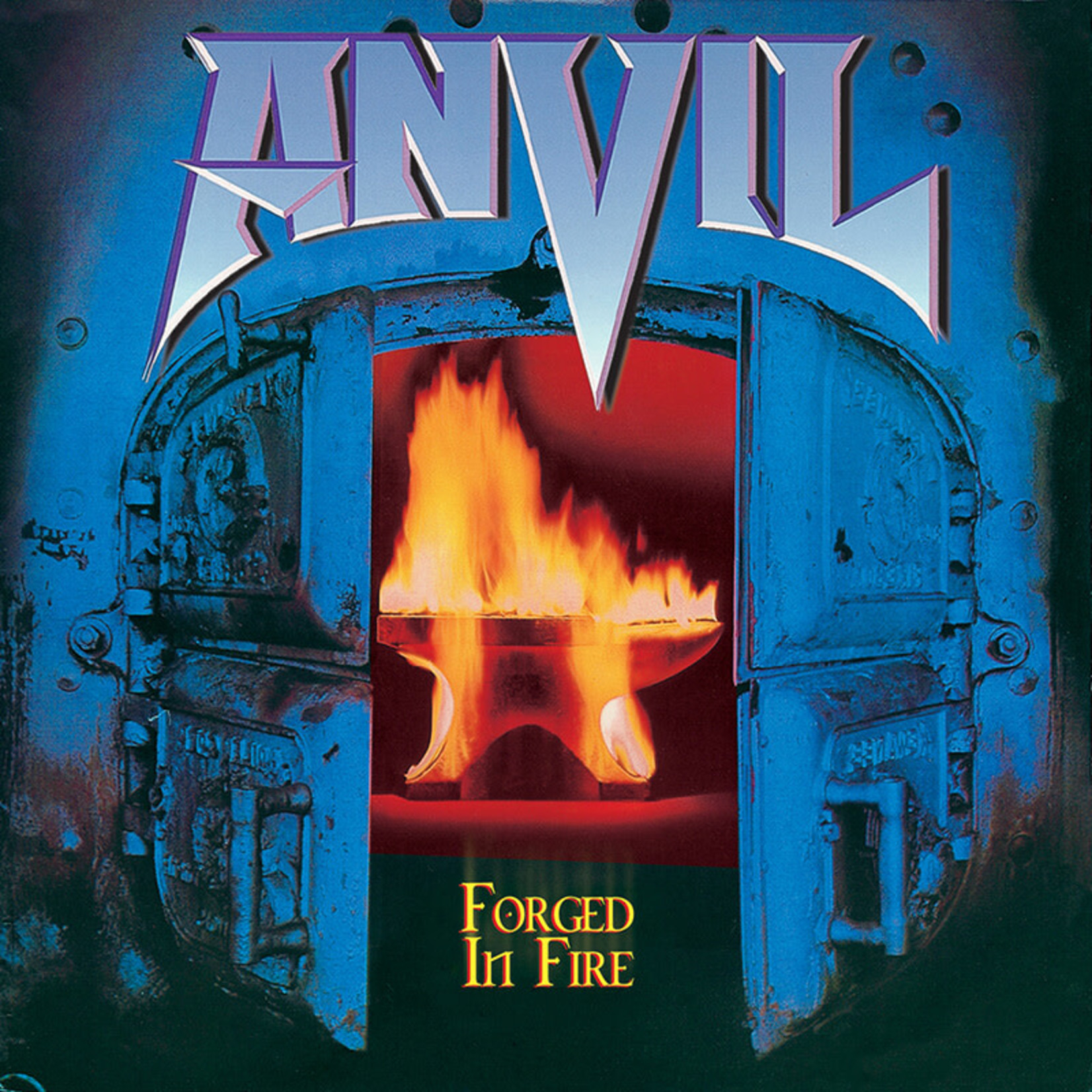 ANVIL FORGED IN FIRE (VINYL)
