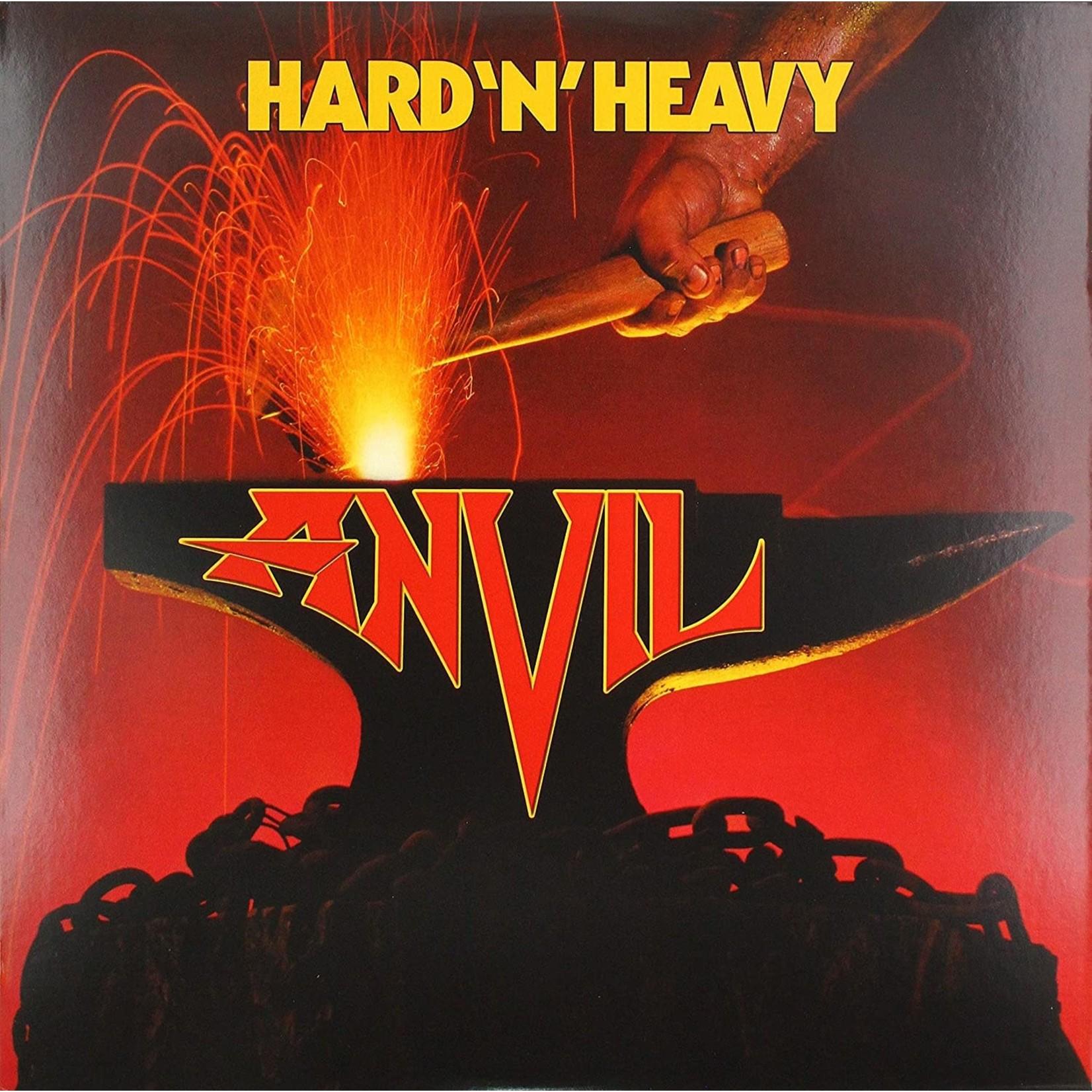 ANVIL HARD 'N' HEAVY (VINYL) LP