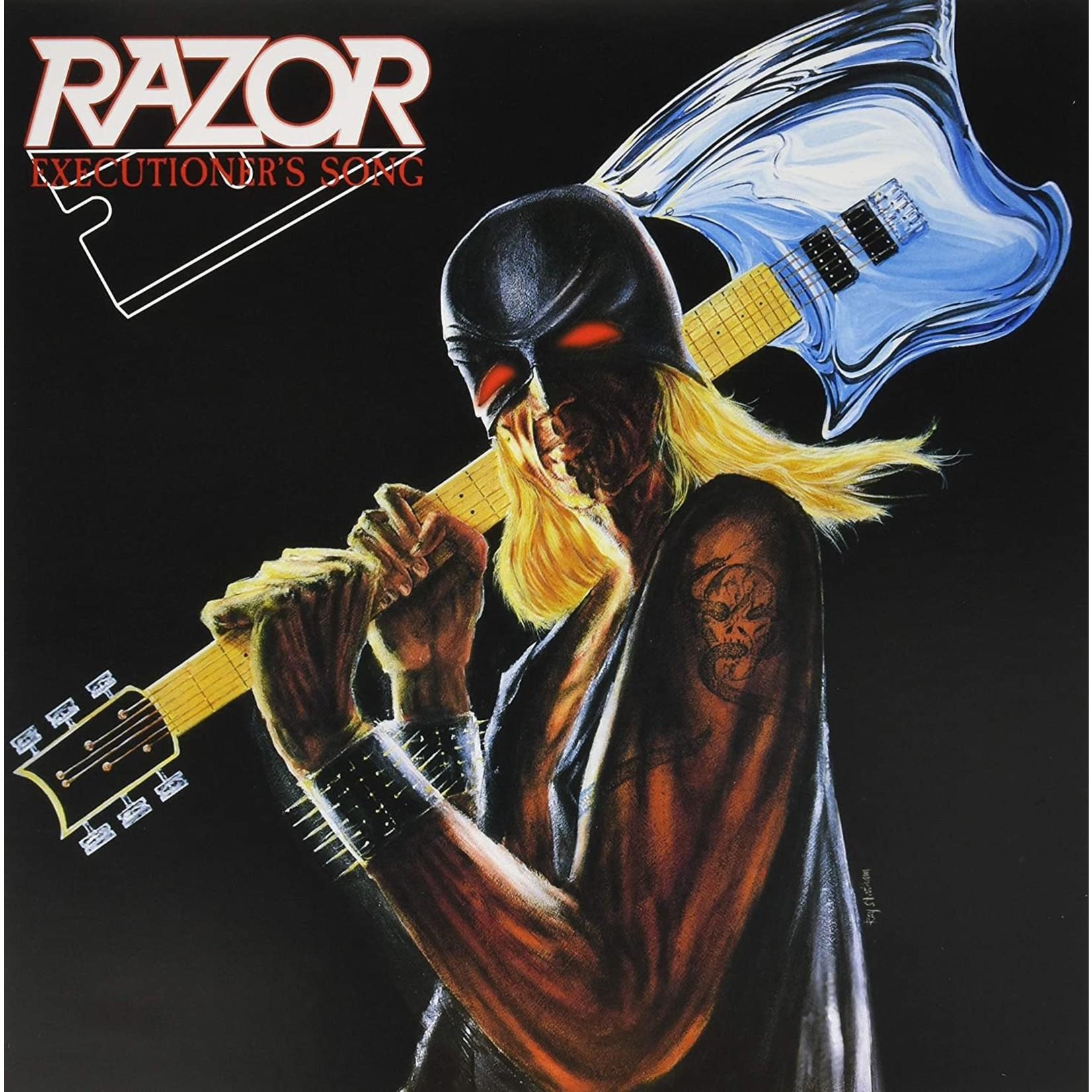 RAZOR EXECUTIONERS SONG (VINYL)