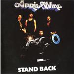 APRIL WINE RSD21 STAND BACK (SILVER WITH ORANGE SWIRL VINYL 180G)