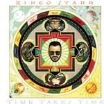 RINGO STARR TIME TAKES TIME/YELLOW & GREEN MARBLED VINYL
