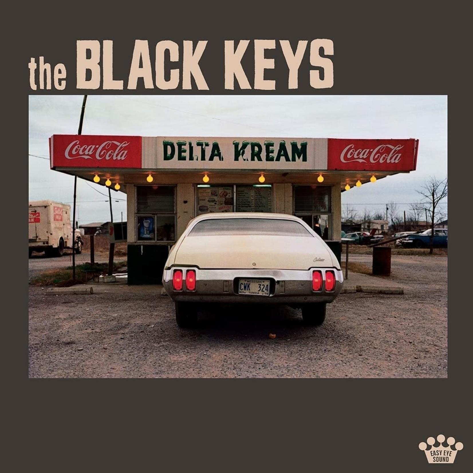 THE BLACK KEYS DELTA KREAM (INDIE SMOKEY 2LP)
