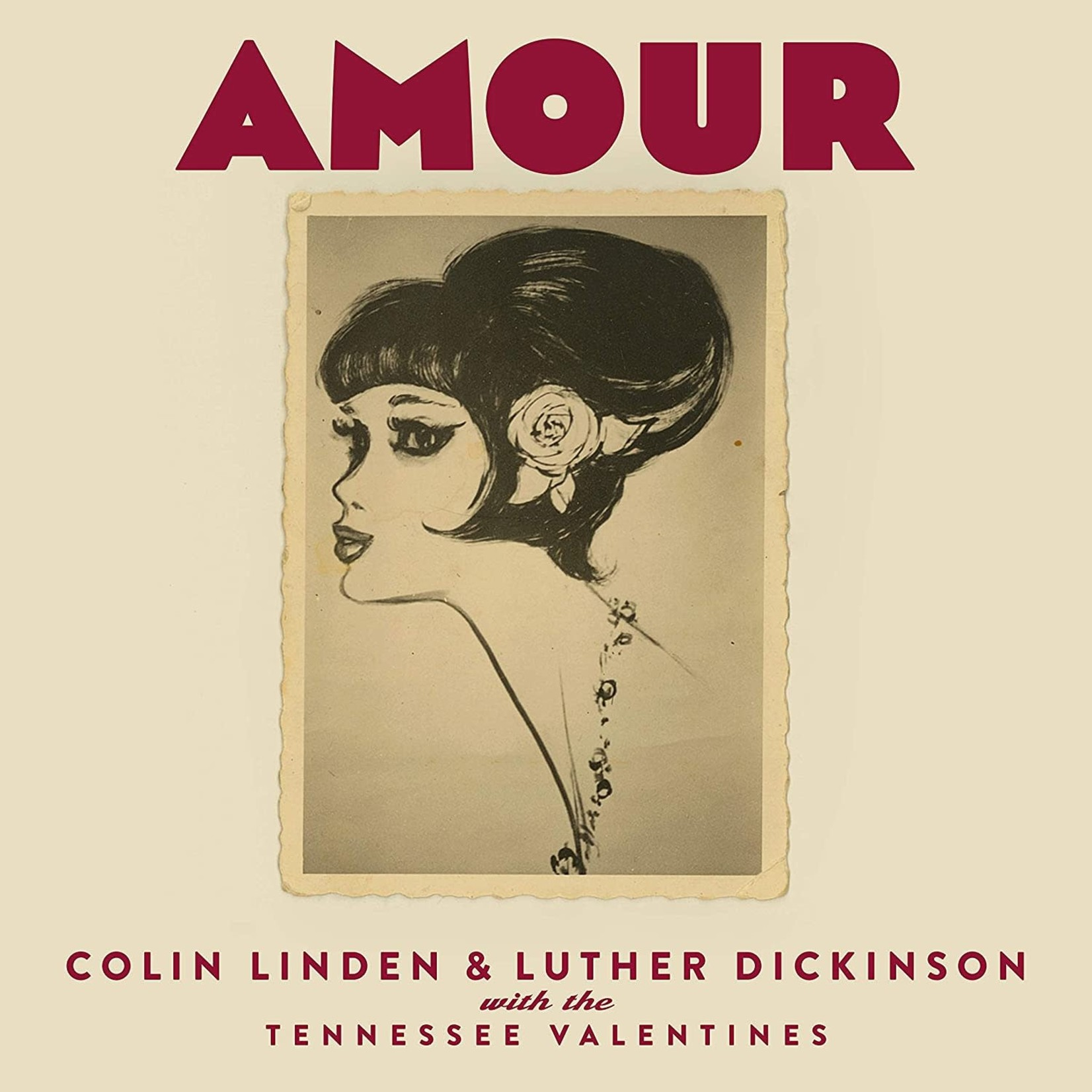 COLIN LINDEN AMOUR
