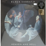 BLACK SABBATH RSD21 - HEAVEN & HELL (LP - PICTURE DISC)