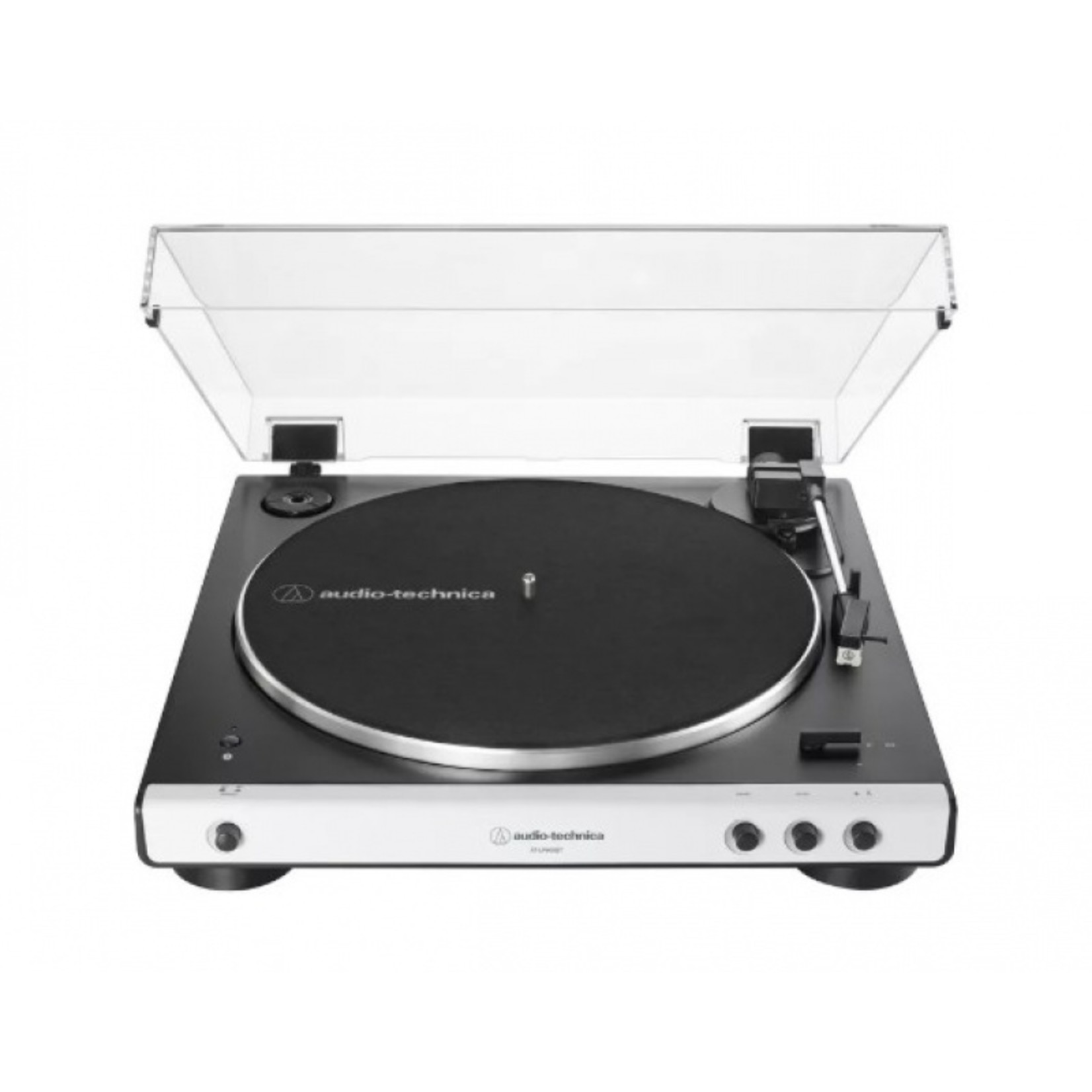 AUDIO-TECHNICA AT-LP60XBT-WH BT TURNTABLE - WHITE