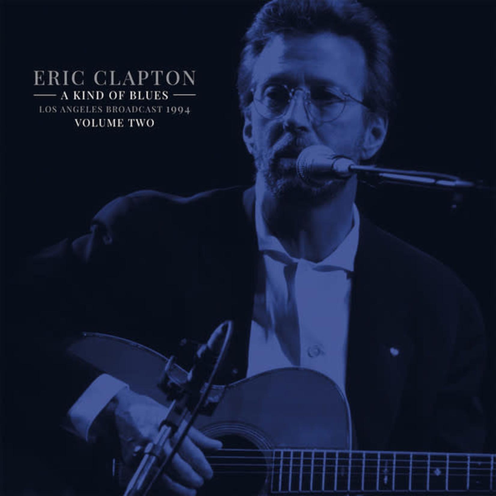 ERIC CLAPTON A KIND OF BLUES VOL. 2 (2LP)