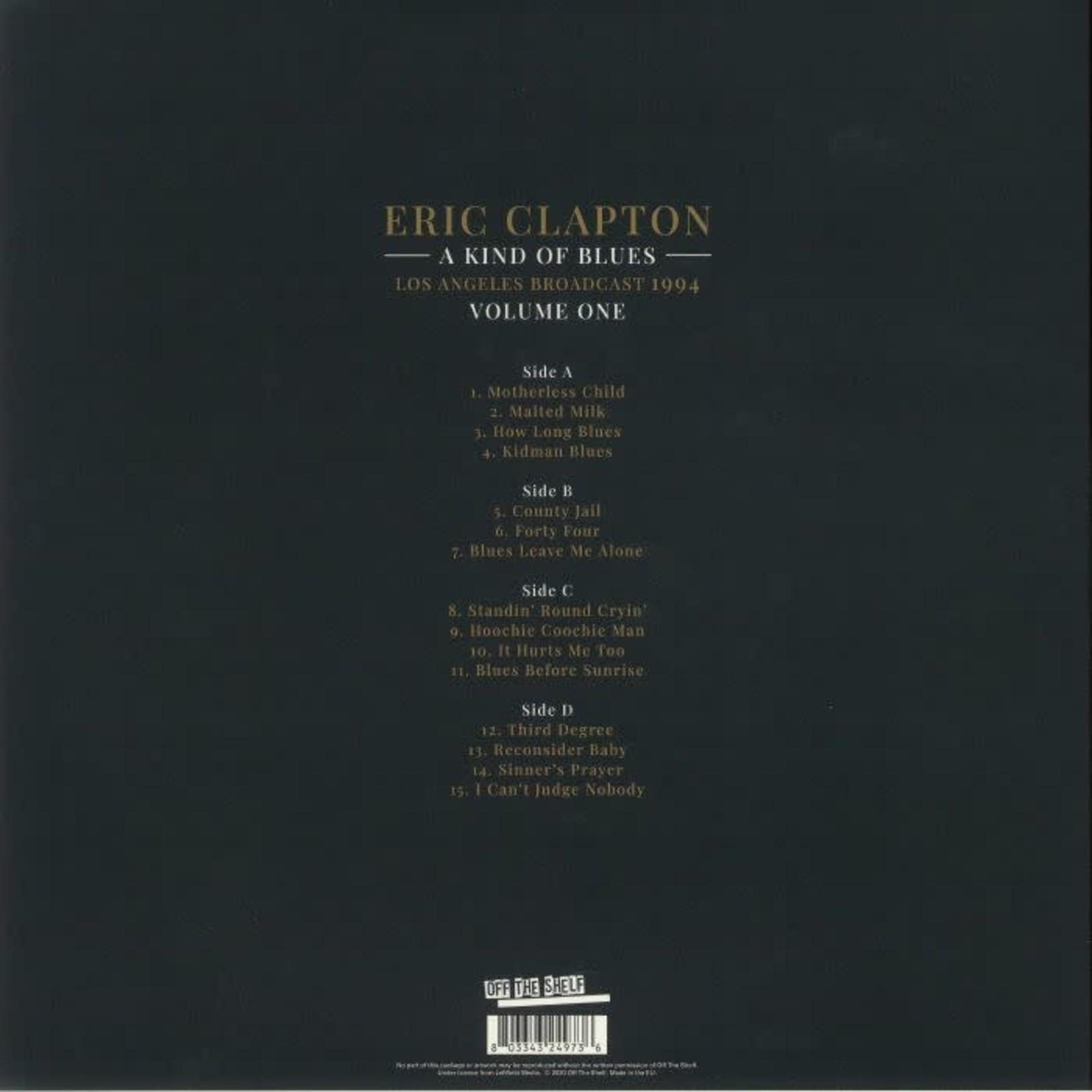 ERIC CLAPTON A KIND OF BLUES VOL. 1 (2LP)
