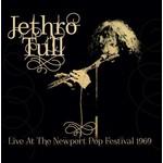 JETHRO TULL LIVE AT THE NEWPORT POP FESTIVAL 1969 (180G-GREEN VINYL)