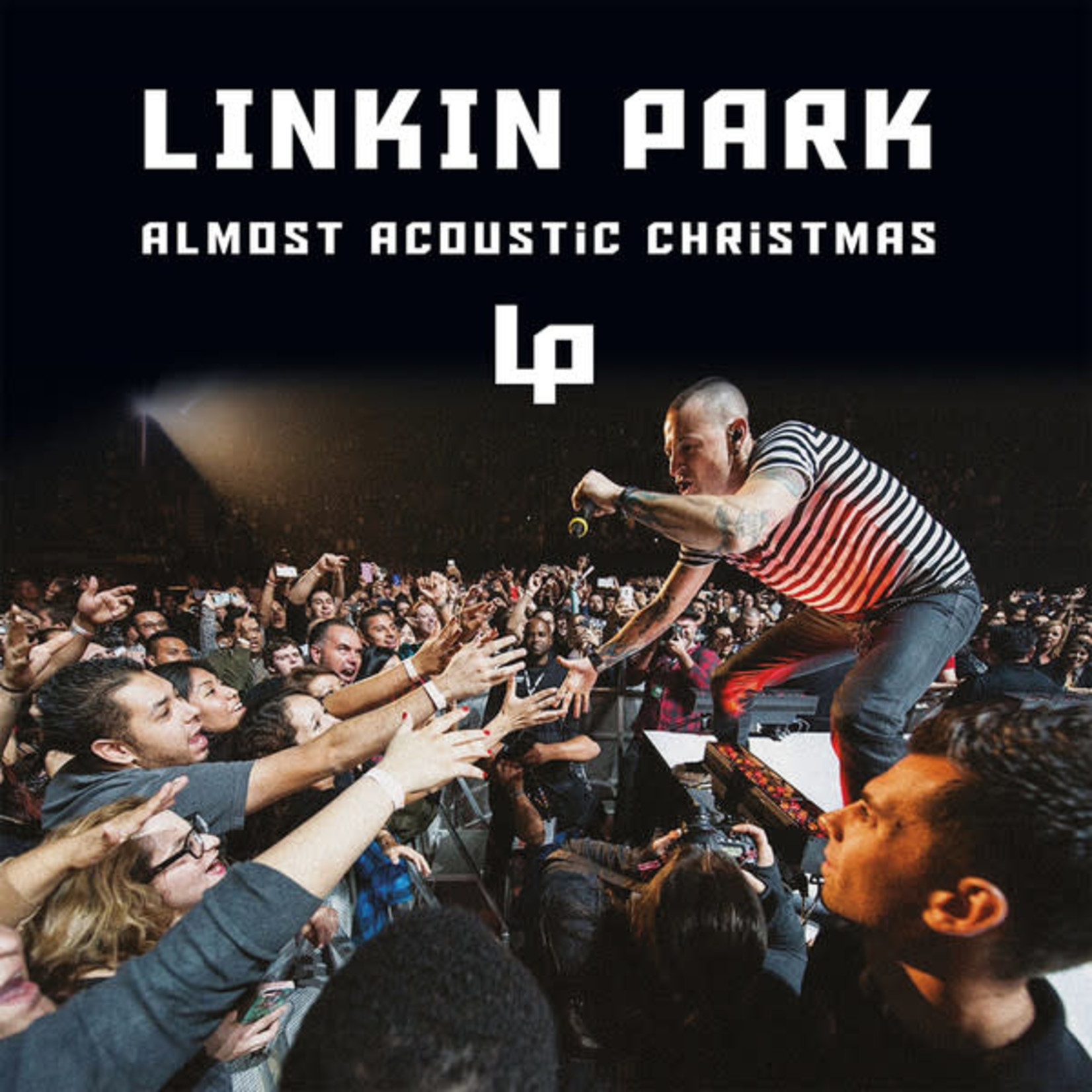 LINKIN PARK ALMOST ACOUSTIC CHRISTMAS (2LP-CLEAR)
