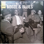 VARIOUS ARTISTS RSD21  - ROUGH GUIDE TO BOOZE & BLUES