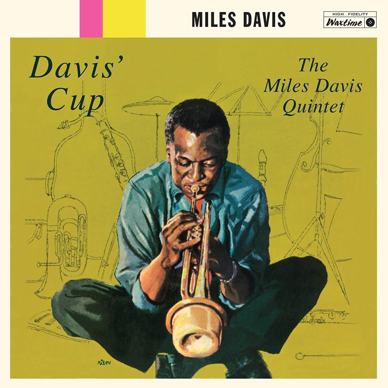 MILES DAVIS DAVIS' CUP