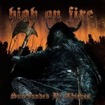 HIGH ON FIRE SURROUNDED BY THIEVES (2LP) SEA BLUE VINYL