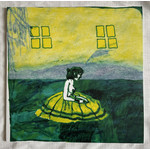 ANIMAL COLLECTIVE RSD21 - PROSPECT HUMMER (GREEN AND YELLOW STARBURST LP)
