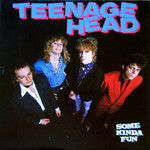 TEENAGE HEAD RSD21 - SOME KINDA FUN (PURPLE & PINK SWIRL VINYL 180G)