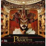 LUCIANO PAVAROTTI LIVE IN PARIS (CHAMP THE MARS) LTD DOUBLE VINYL
