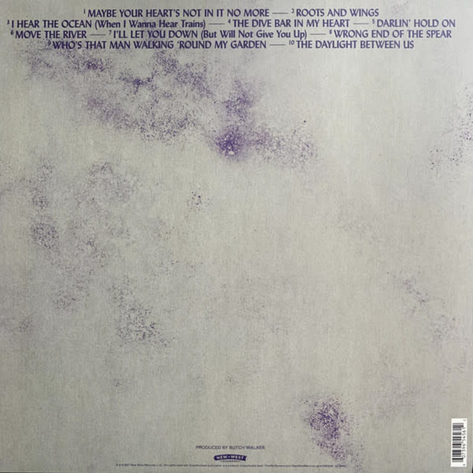 THE WALLFLOWERS EXIT WOUNDS (INDIE EXCLUSIVE, PURPLE VINYL)