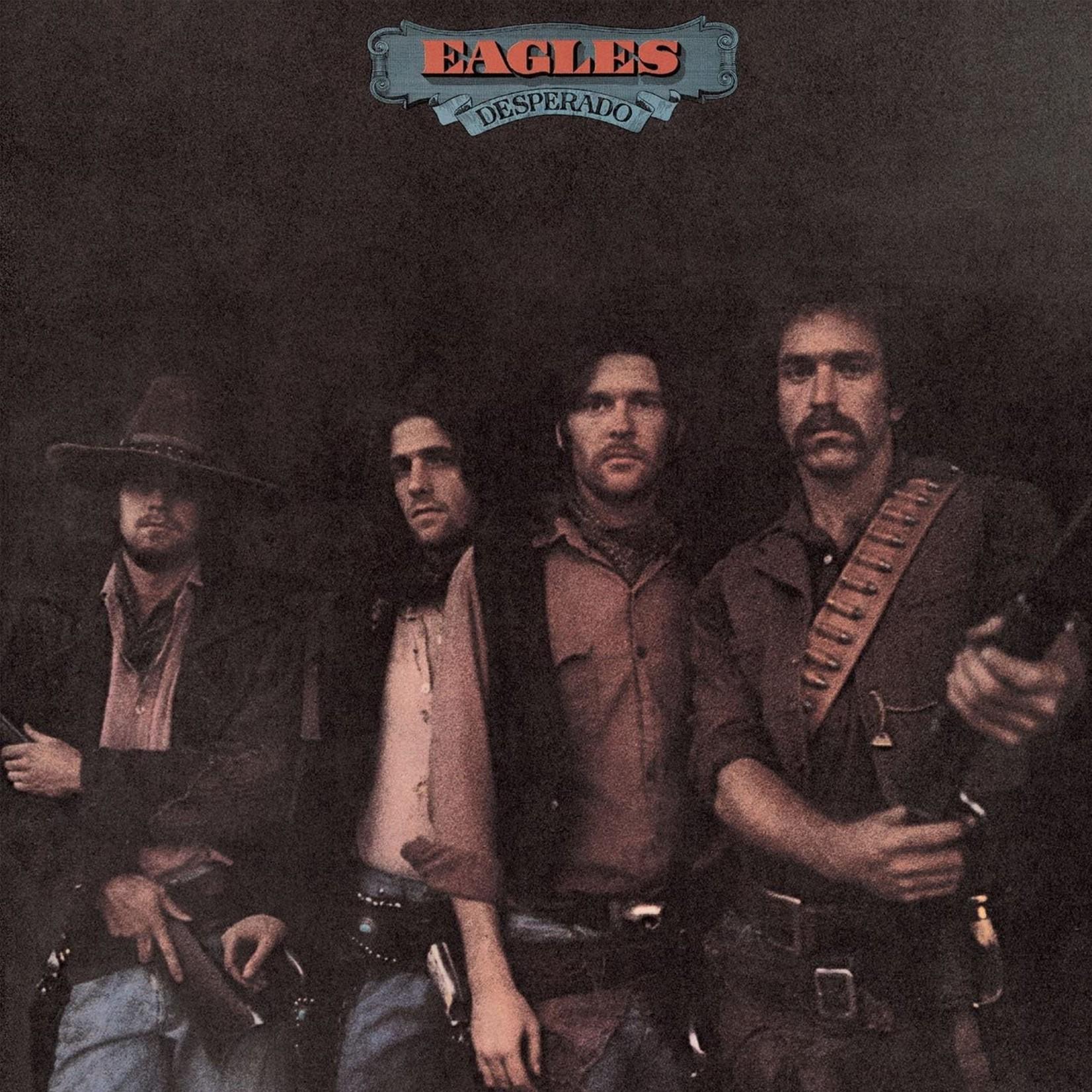 THE EAGLES DESPERADO (NEW VERSION) LP