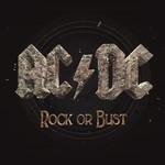 AC/DC ROCK OR BUST (LP/CD)