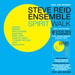 SOUL JAZZ RECORDS RSD21 - STEVE REID ENSEMBLE - SPIRIT WALK [BLUE 2LP VINYL]