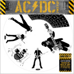 """AC/DC RSD21 - THROUGH THE MISTS OF TIME / WITCH'S SPELL (12"""")"""