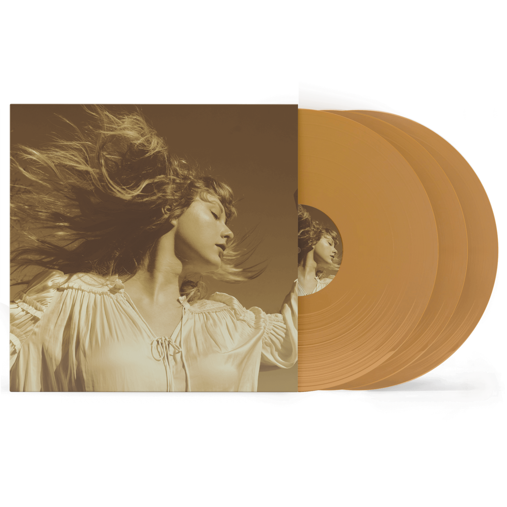TAYLOR SWIFT FEARLESS (TAYLOR'S VERSION)  3LP