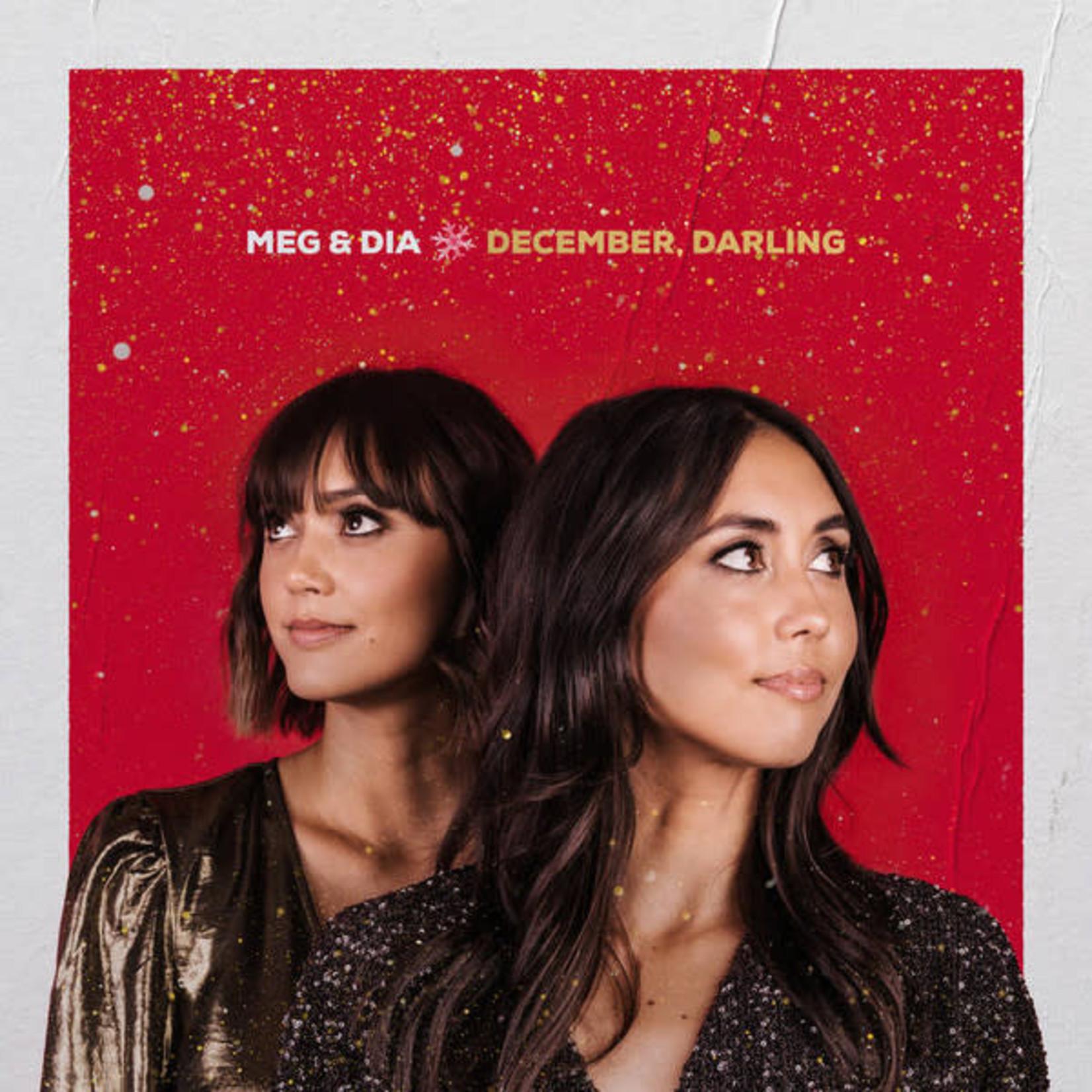 MEG & DIA DECEMBER, DARLING (LP)