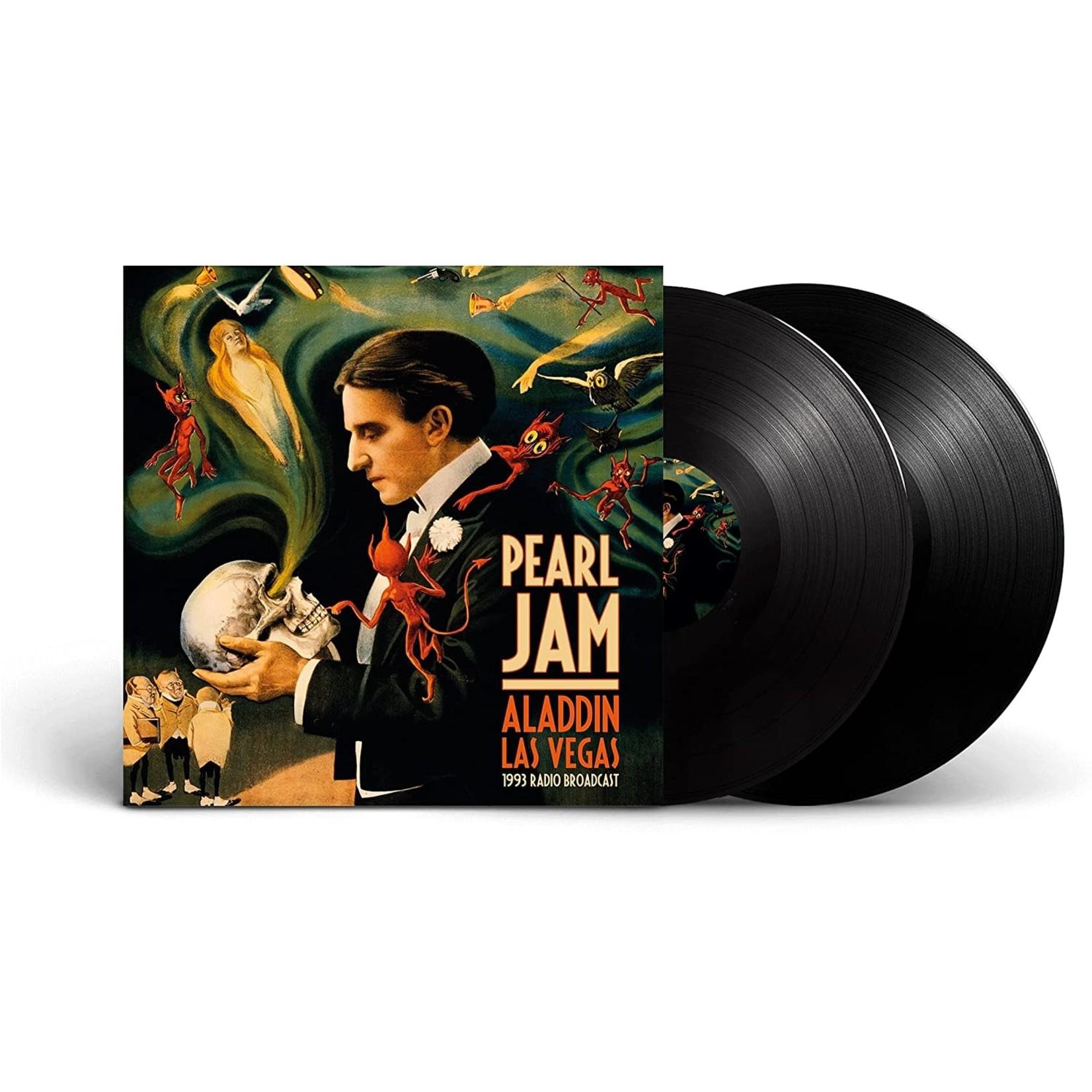 PEARL JAM ALADDIN, LAS VEGAS 1993 (2LP)