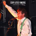 STIFF LITTLE FINGERS GREATEST HITS LIVE  LP