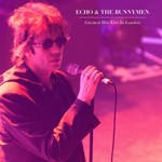 ECHO & THE BUNNYMEN GREATEST HITS LIVE IN LONDON LP