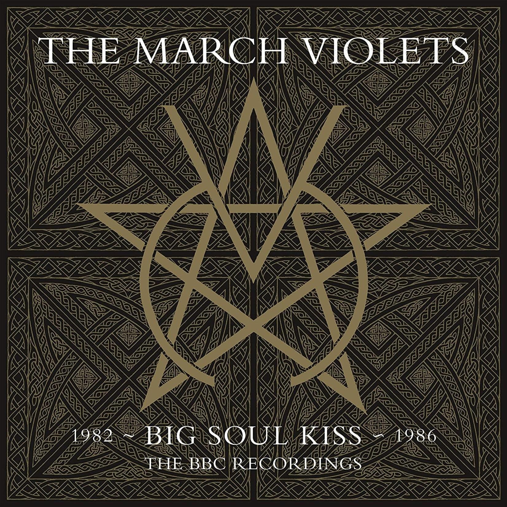 THE MARCH VIOLETS BIG SOUL KISS: THE BBC RECORDINGS  2LP VIOLET VINYL