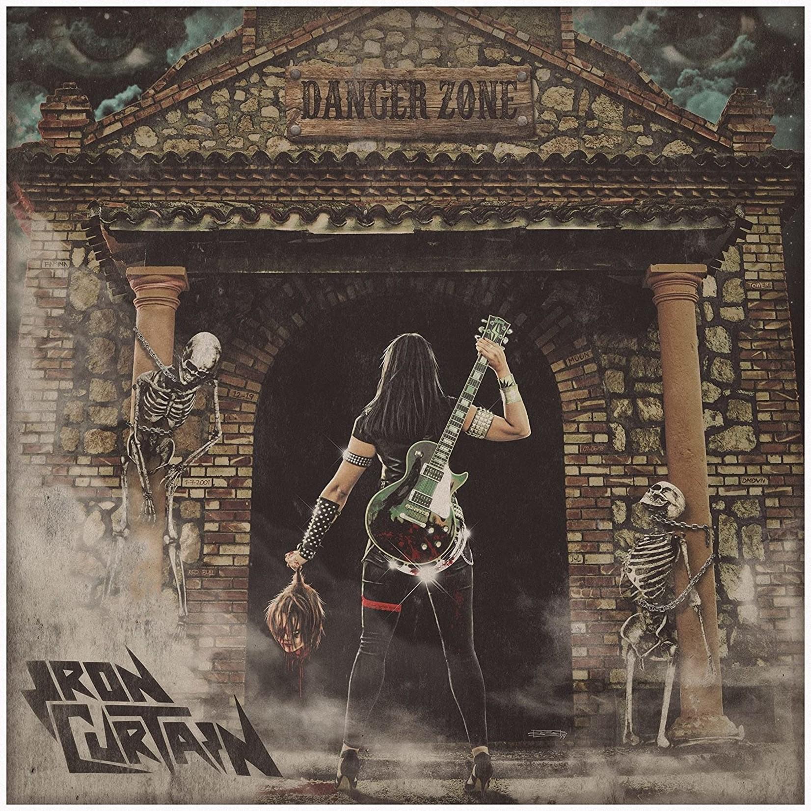 IRON CURTAIN DANGER ZONE LP