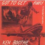 KEN BOOTHE GOT TO GET AWAY  LP