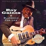 ROY GAINS BLUESMAN FOR LIFE  LP