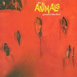THE ANIMALS GREATEST HITS LIVE  LP