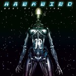 HAWKWIND LIVE HITS  LP