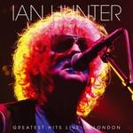IAN HUNTER GREATEST HITS LIVE IN LONDON  LP