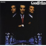 VARIOUS ARTISTS GOODFELLAS (MUSIC FROM THE MOTION PICTURE) DARK BLUE LP
