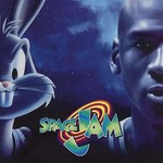 VARIOUS ARTISTS SPACE JAM (MUSIC FROM THE MOTION PICTURE) RED & BLACK 2 LP