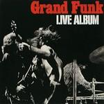 GRAND FUNK LIVE ALBUM (2LP-180G/TRANSLUCENT RED)