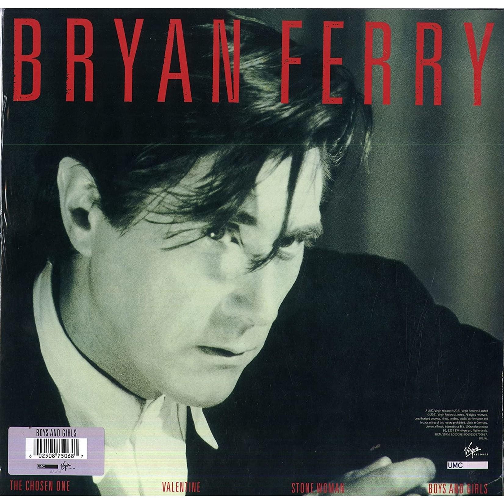BRYAN FERRY BOYS AND GIRLS (LP)