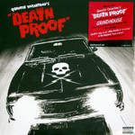 VARIOUS ARTISTS QUENTIN TARANTINO'S DEATH PROOF  RED/CLEAR/BLACK LP