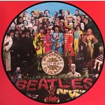 THE BEATLES SGT. PEPPER'S LONELY HEARTS CLUB BAND  PICTURE DISC