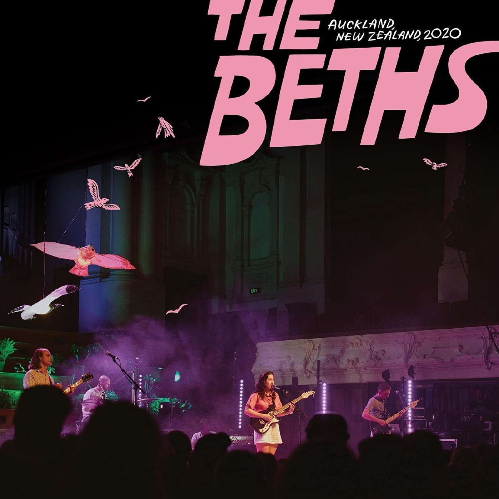 THE BETHS AUCKLAND, NEW ZEALAND, 2020  2LP