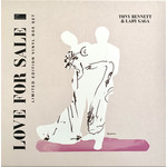 TONY BENNETT & LADY GAGA LOVE FOR SALE  2LP/DLX BOX SET